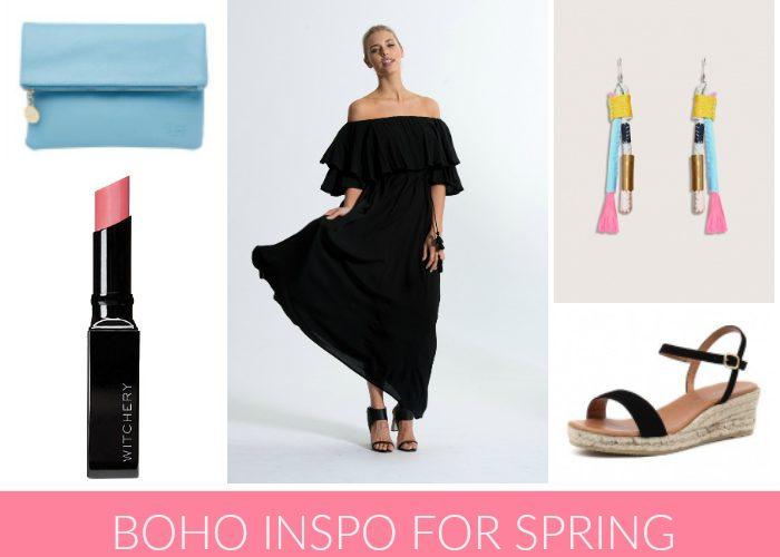 Boho Inspo for Spring