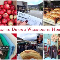 What to Do on a Weekend in Hobart