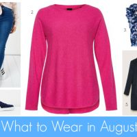 What to Wear in August
