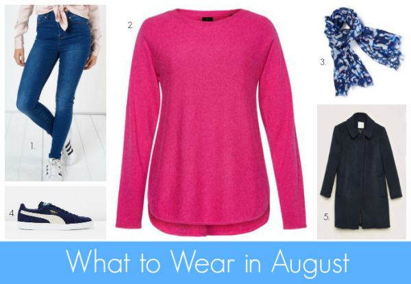 What to Wear in August - Casual