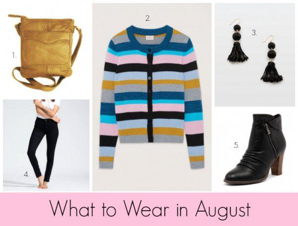 What to Wear in August - Smart Casual