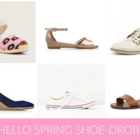 Shoes to Wear This Spring
