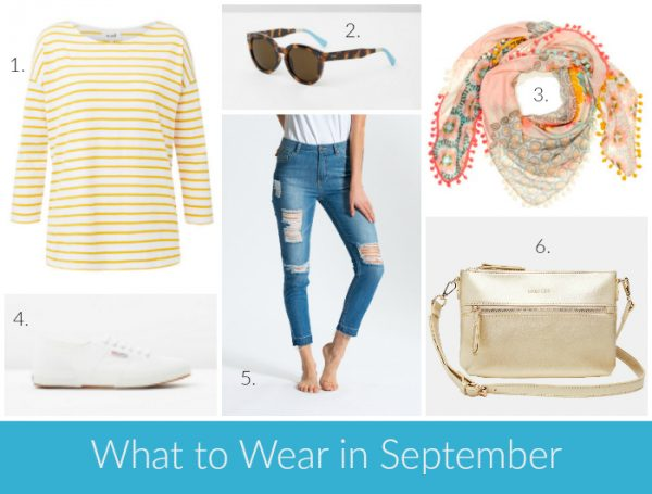 What to Wear in September - Casual