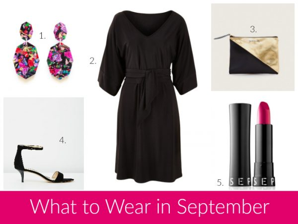 What to Wear in September - Party