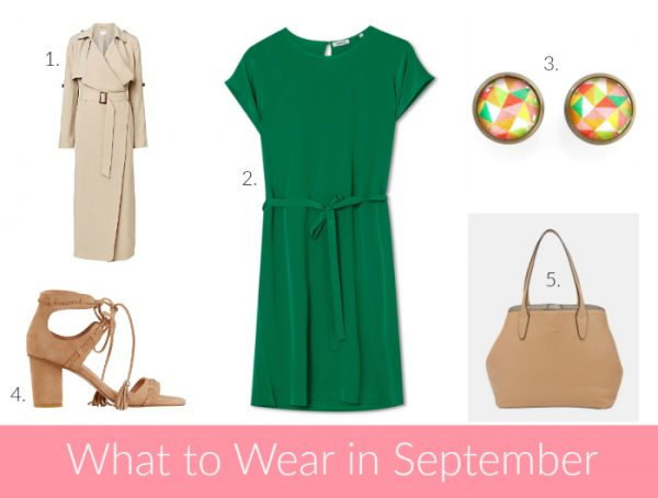 What to Wear in September - Work