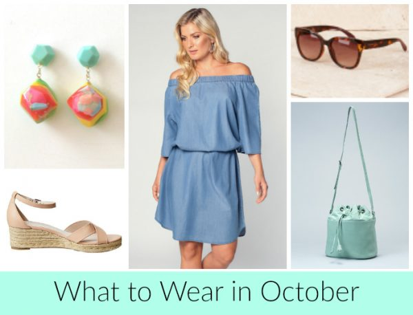 What to Wear in October - Smart Casual