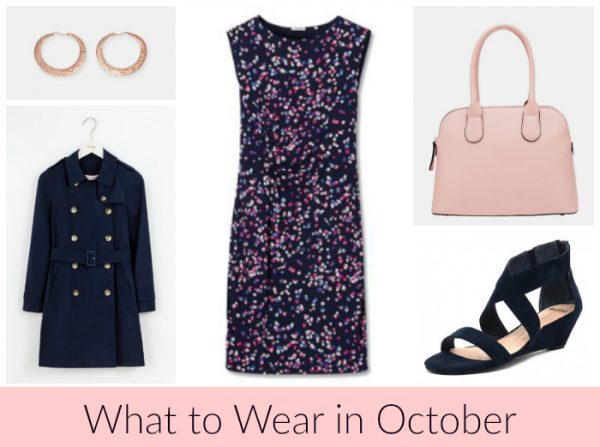 What to Wear in October - Work