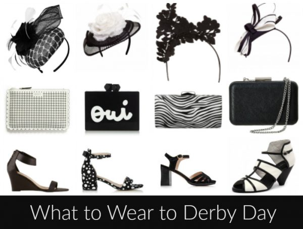 What to Wear to Derby Day - Accessories