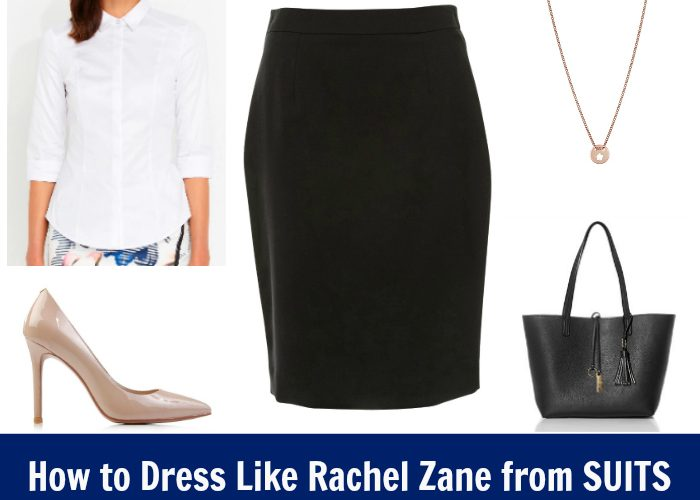 How to Dress Like Rachel Zane from SUITS