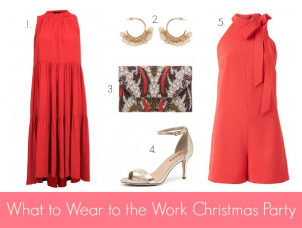 What to Wear t o the Work Christmas Party - 2