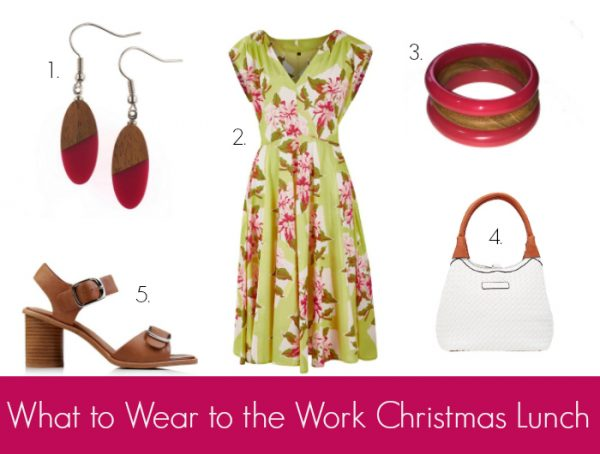 What to Wear to the Work Christmas Lunch
