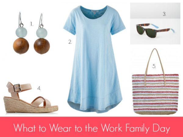 What to Wear to the Work Family Day