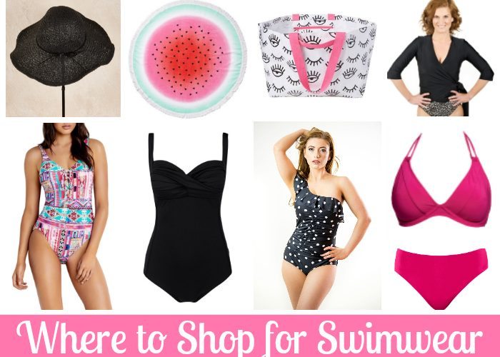 Where to Shop for Swimwear