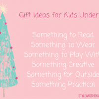Christmas Gift Ideas for Kids Under 12