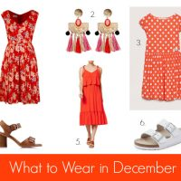 What to Wear in December