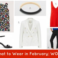 What to Wear in February