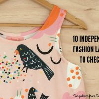 10 Independent Fashion Labels to Check Out