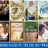 Books, Flicks and Netflix/TV Series – The February Wrap