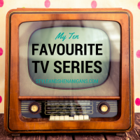 My Ten Favourite TV Series