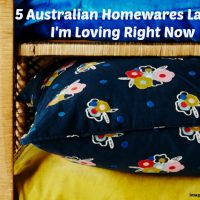 5 Australian Homewares Labels I'm Loving Right Now