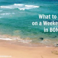 What to Do on a Weekend in Bondi