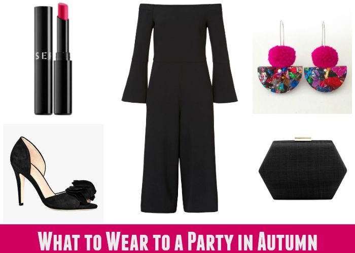 What to Wear to a Party in Autumn