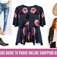 Vogue Online Shopping Night May 2017