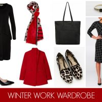 Work Wardrobe Basics for Autumn/Winter