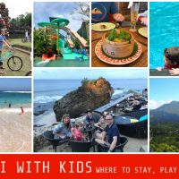 Bali with Kids