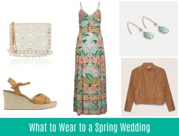 c7f6849d107 What to Wear to a Spring Wedding - Style & Shenanigans