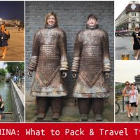 China: What to Pack & Other Tips