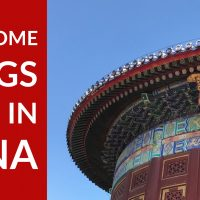 33 Awesome Things to Do in China