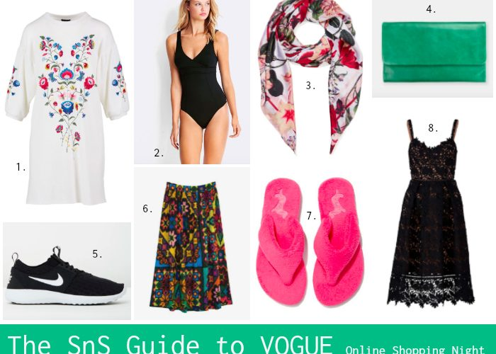 VOGUE Online Shopping Night September 2017
