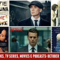 Book, TV Series, Movie & Podcast Reviews: October 2017