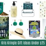 Kris Kringle Gift Ideas Under $15, $25 and $50