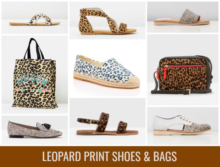 Leopard Print Shoes \u0026 Bags