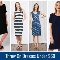 Nine Dresses To Throw On This Summer