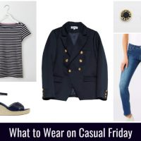 What to Wear on Casual Friday