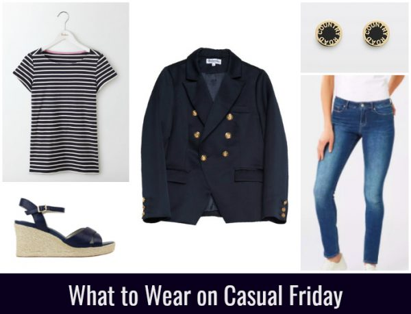 a32bd6d6b6 What to Wear on Casual Friday - Style   Shenanigans