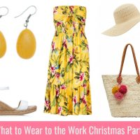What to Wear to the Work Christmas Party