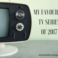 My Favourite TV Series of 2017