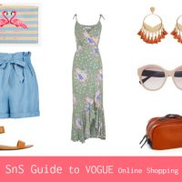 The SnS Guide to VOGUE ONLINE SHOPPING NIGHT December 2017