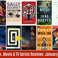 Books, Flicks and TV Series: January 2018