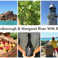Dunsborough & Margaret River With Kids