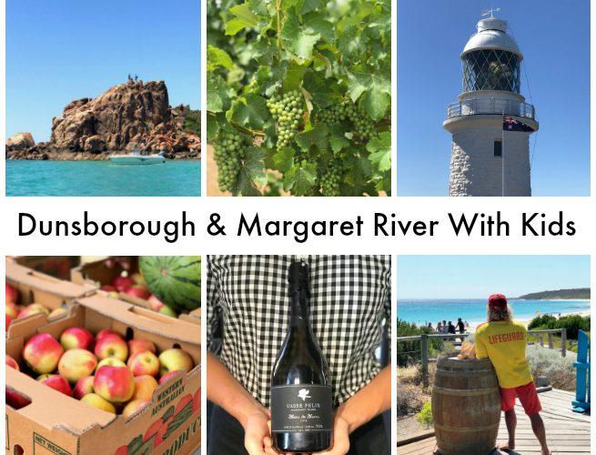 Dunsborough & Margaret River With Kids