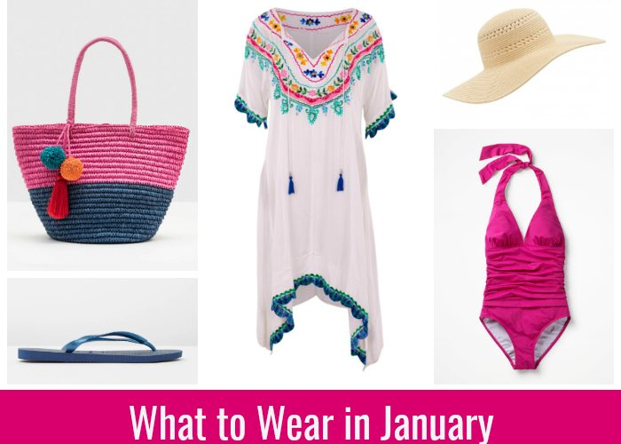 What to Wear in January