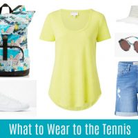 What to Wear & Tips for a Great Day at The Australian Open