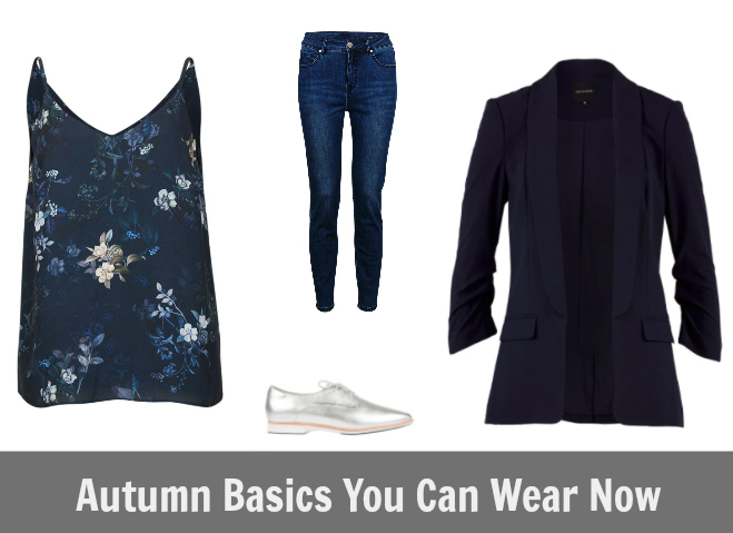 Autumn Basics You Can Wear Now