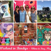 Girls' Weekend in Bendigo – Where to Stay, Play and Eat