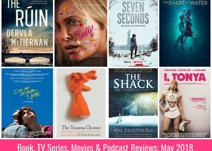 Books, TV, Movie & Podcast Reviews – April/May 2018